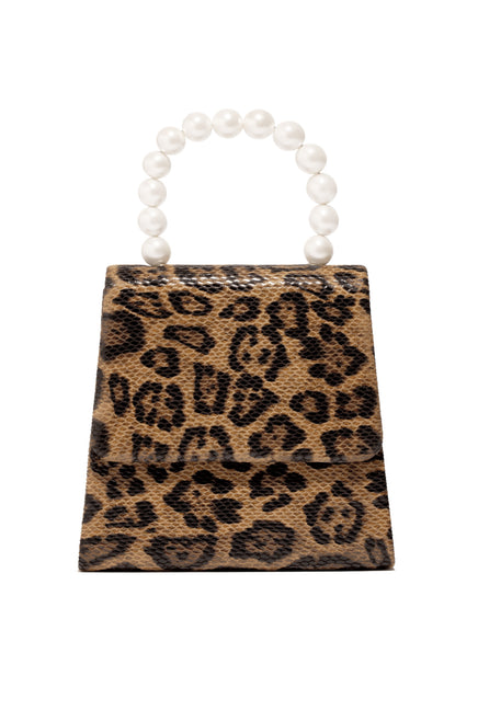 Paris Couture  Bag - Leopard