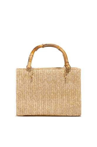Bali Sunset Bag - Natural