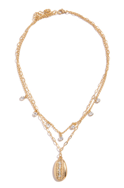 Cancun Necklace - Gold