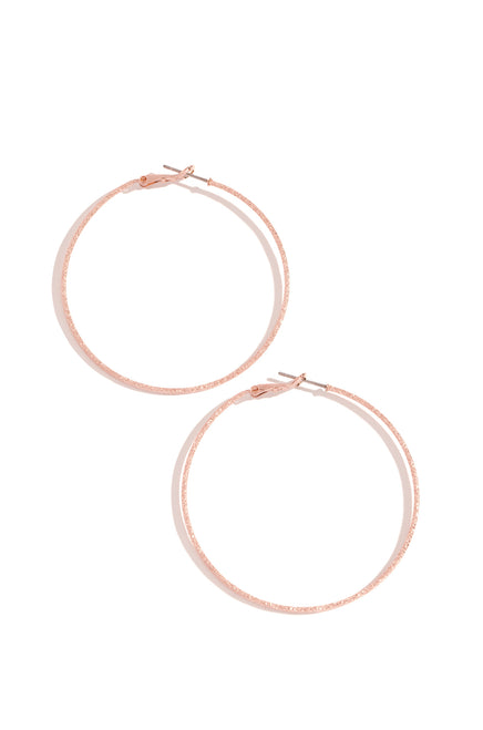 Alise  Earring - Rose Gold