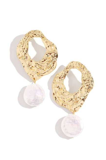 Lucia Earring - Gold