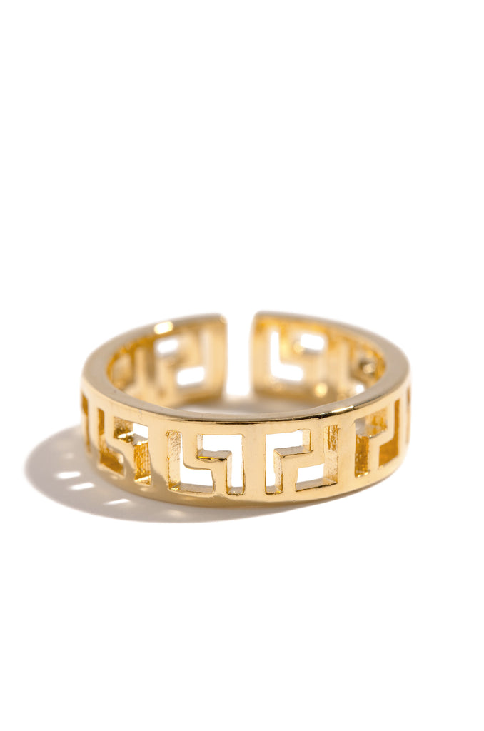 Milli Ring - Gold