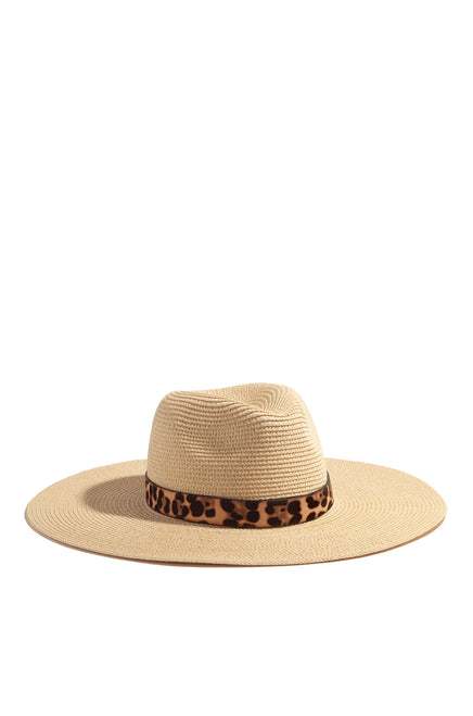 Buenos Aires Hat - Natural
