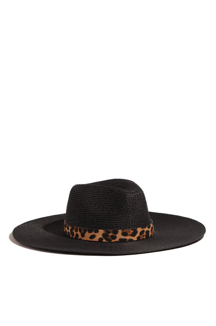 Buenos Aires Hat - Black
