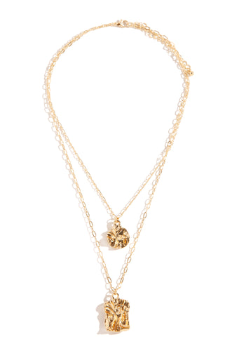 Amaris Necklace - Gold