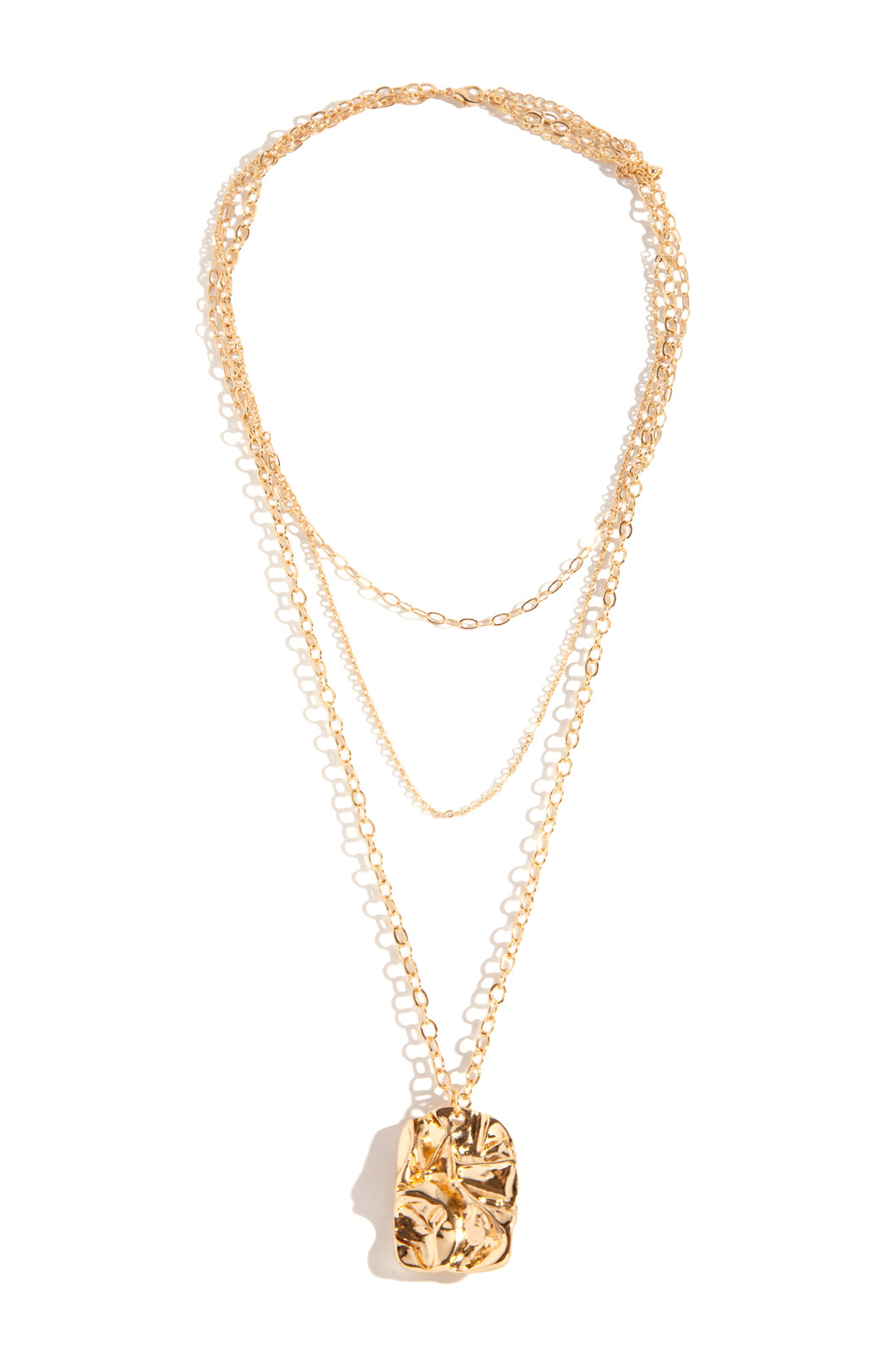 Nina Necklace - Gold