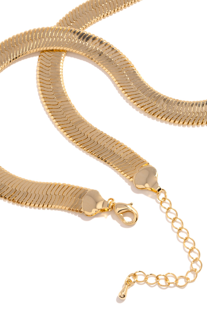 Nicol Necklace - Gold