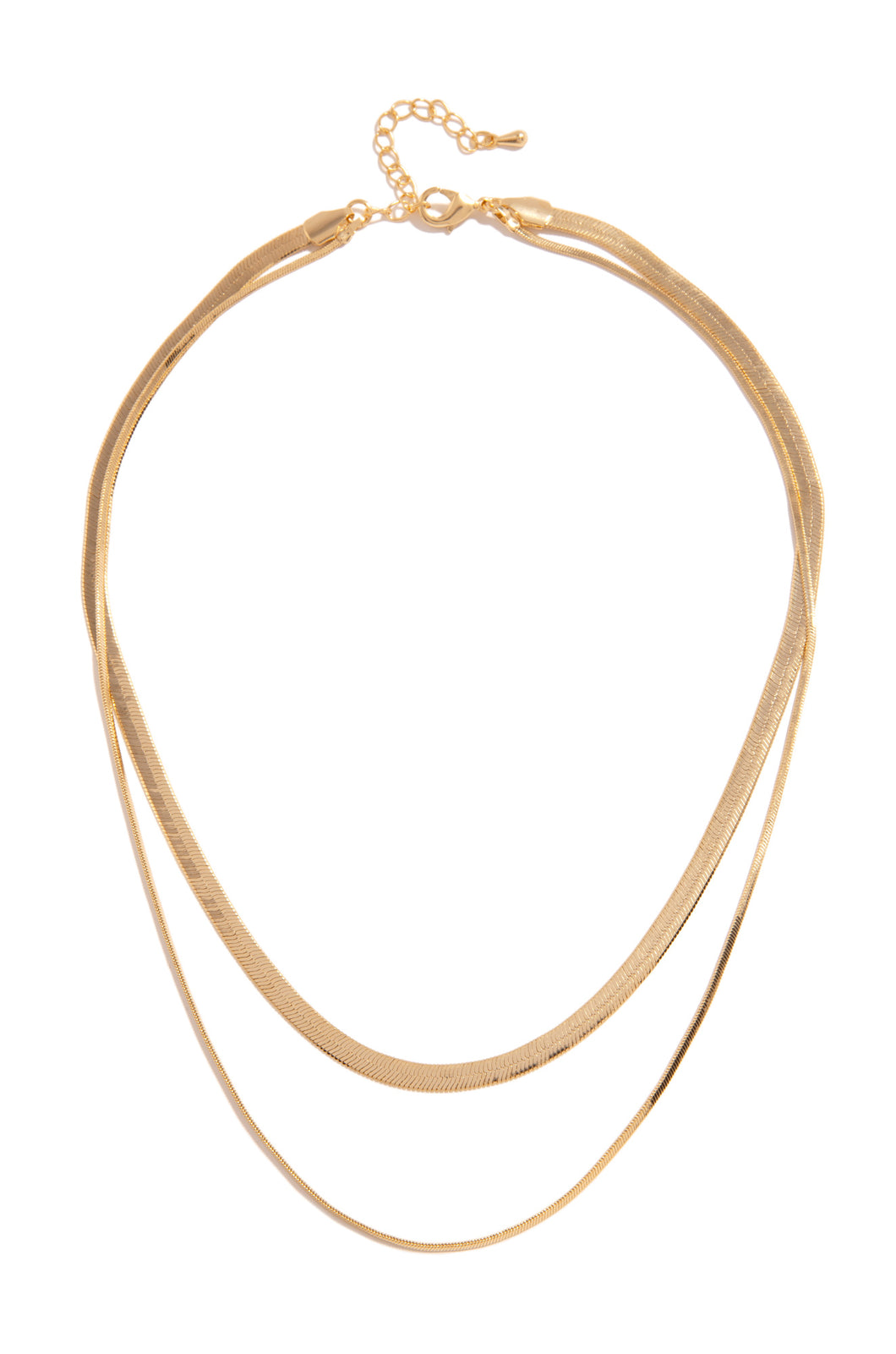Zari Necklace - Gold