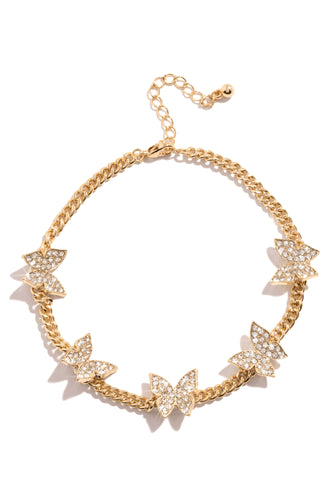 Masterpiece Anklet - Gold