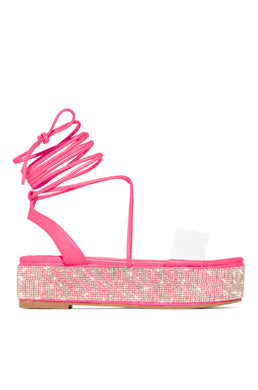 Luxe Moves - Neon Pink