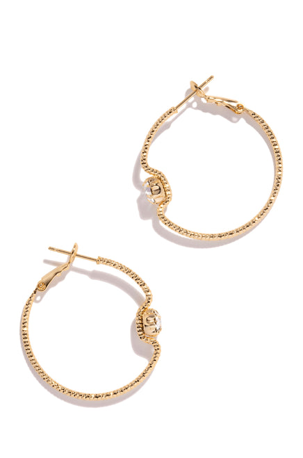 Lisbeth Earring - Gold