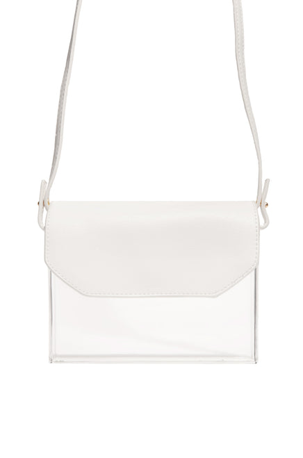 Scene Stealing Bag - White