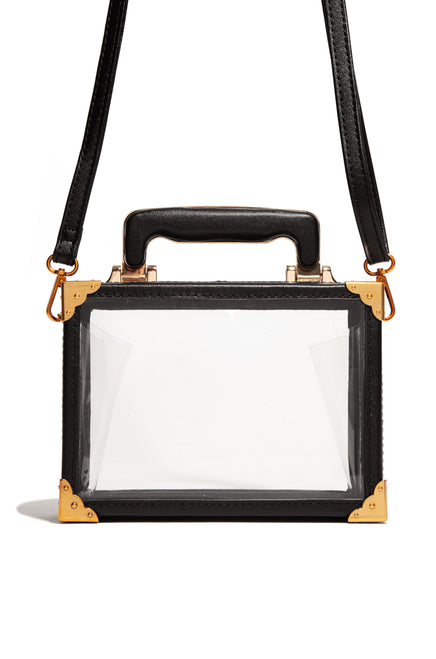 Luxe Entrance Bag - Black
