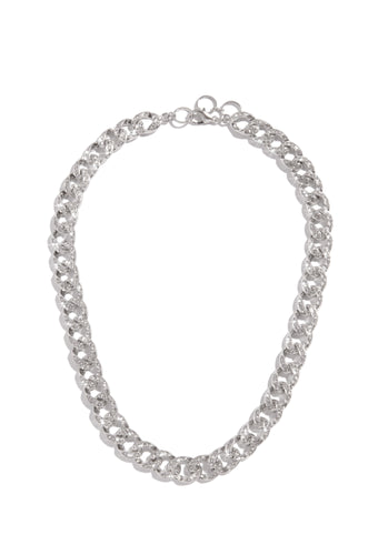 Lavish Necklace - Silver