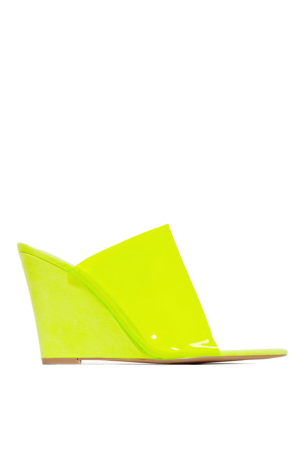 Viva La Mode - Neon Yellow