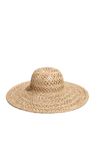 On A Cruise Hat - Natural