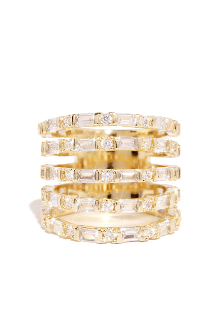 Arabella Ring - Gold