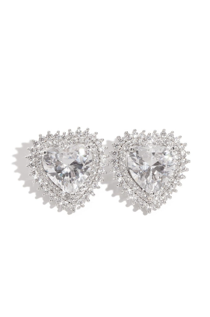Passion Earring - Silver