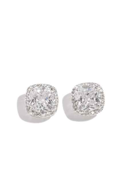 Adore Earring - Silver