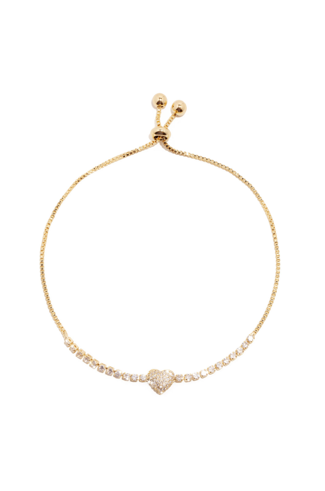 Always Mine Bracelet - Gold