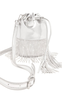 Luxe Dreams Bag - Silver