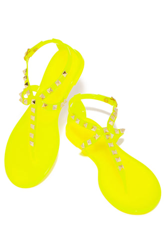 Clearwater Villa - Neon Yellow