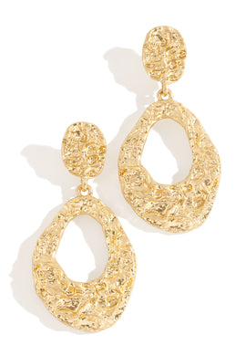 Charlize Earring - Gold