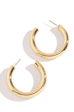 Audrina Earring - Gold