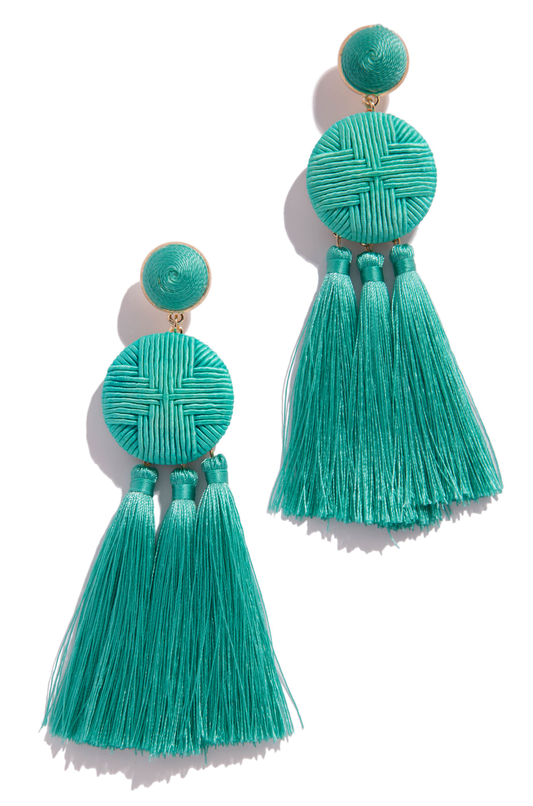 Miami Cocktail Earring - Turquoise