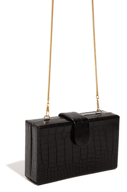 Net Worth Bag - Black