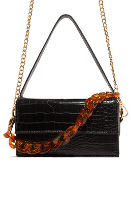 Heart of Paris Bag - Black