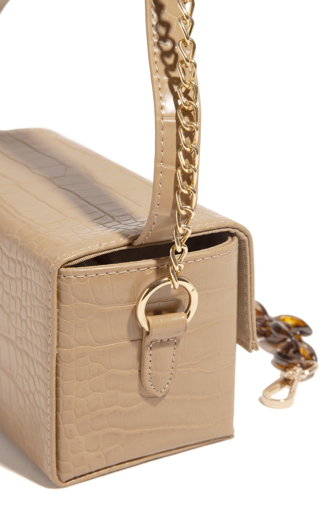 Heart of Paris Bag - Nude