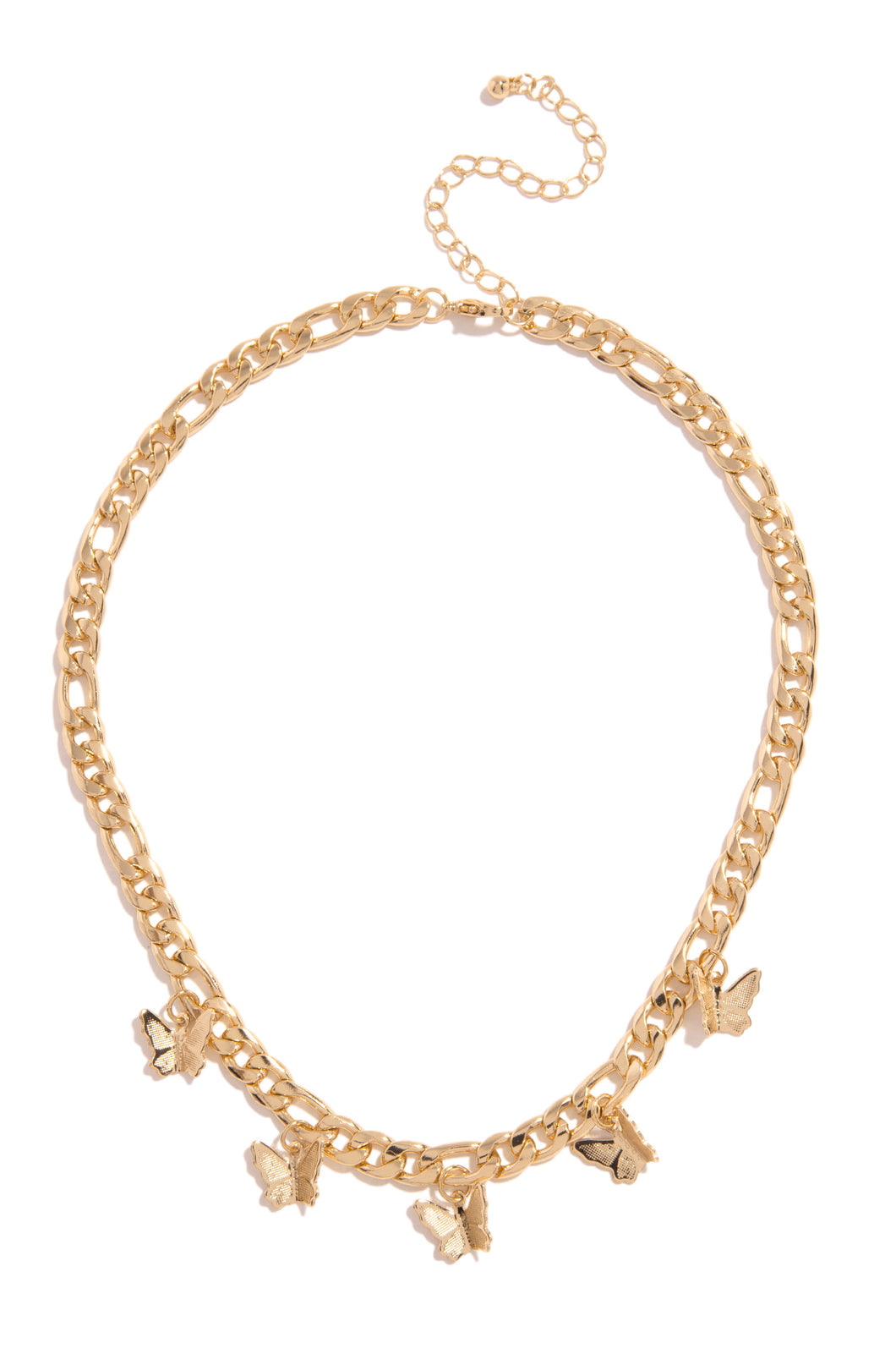 Be Unforgettable Necklace - Gold