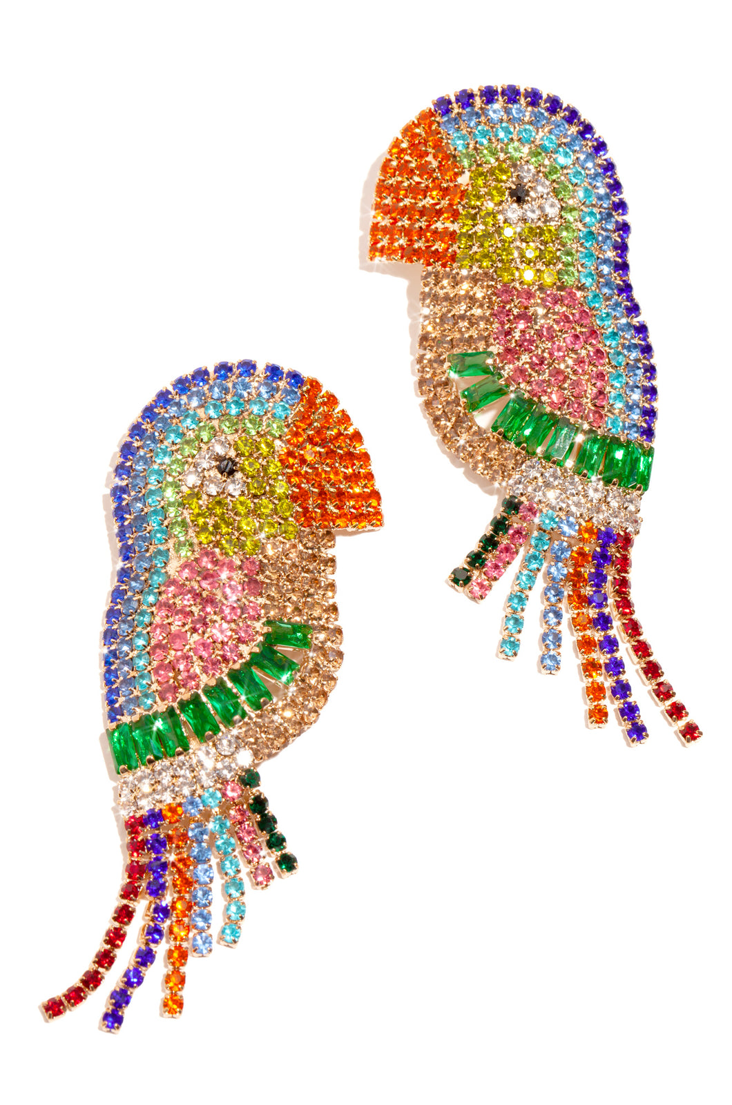 Vibras Earring - Gold Multi