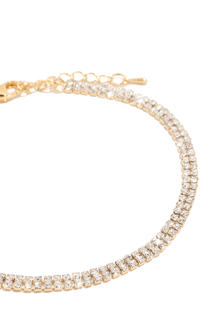 Ciara Anklet - Gold