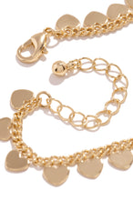 Love Me Right Anklet - Gold