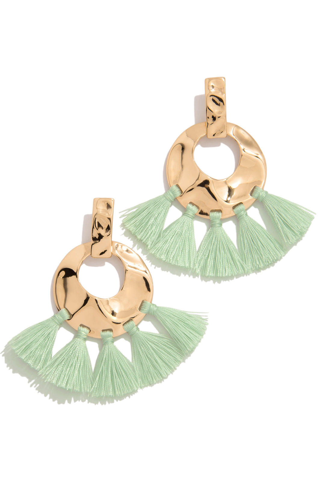 Caribbean Nights Earring - Mint