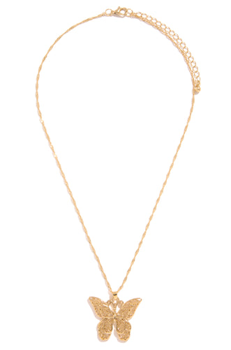 Heavenly Beauty Necklace - Gold