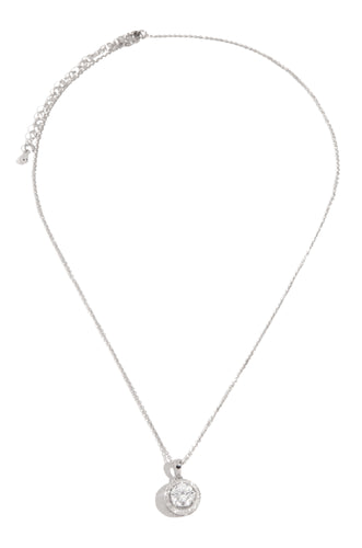 Vida Necklace - Silver