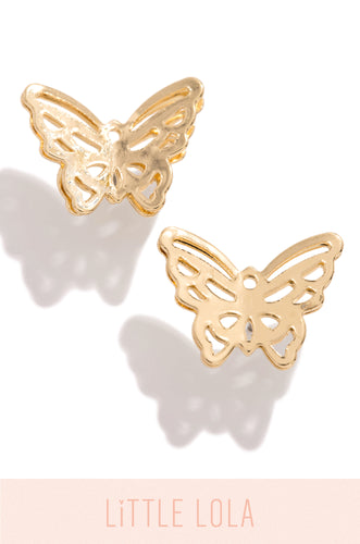 Sugar Kisses Earring - Gold