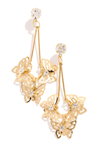 Lindsey Earring - Gold