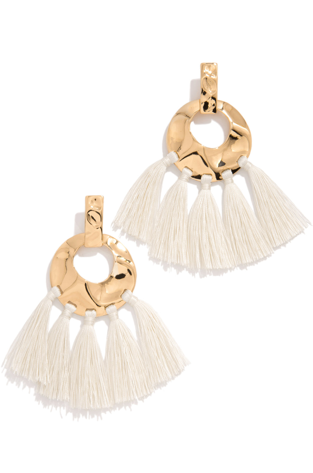 Julissa Earring - White