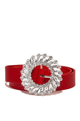 Amra Belt - Red