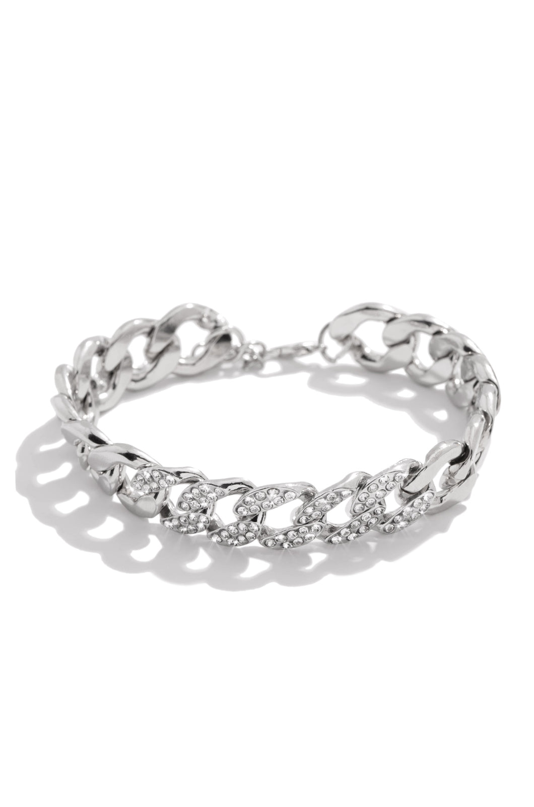 Always Lavish Anklet - Silver