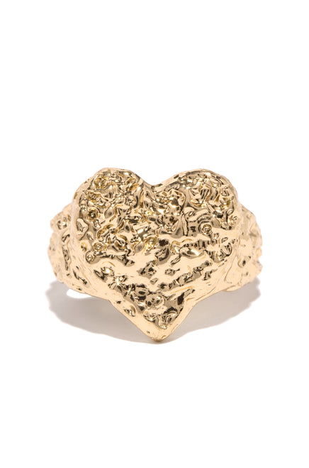 Love Island Ring - Gold