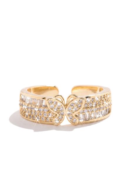 Love Shines Ring - Gold