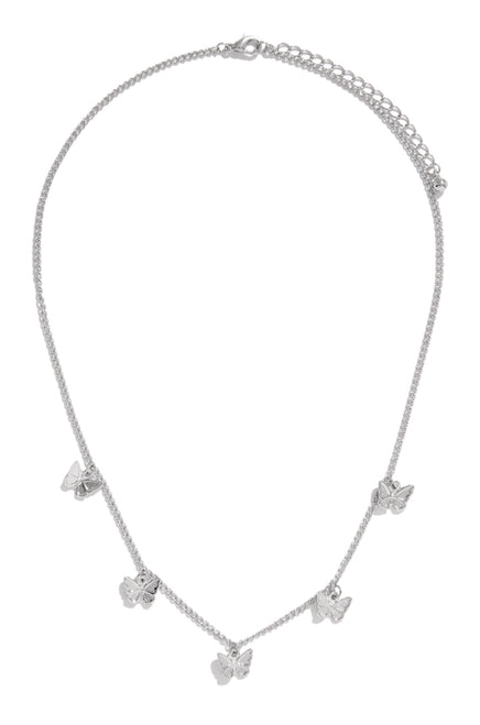 Sweet Fantasies Necklace - Silver