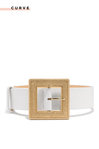 Costa Belt - White