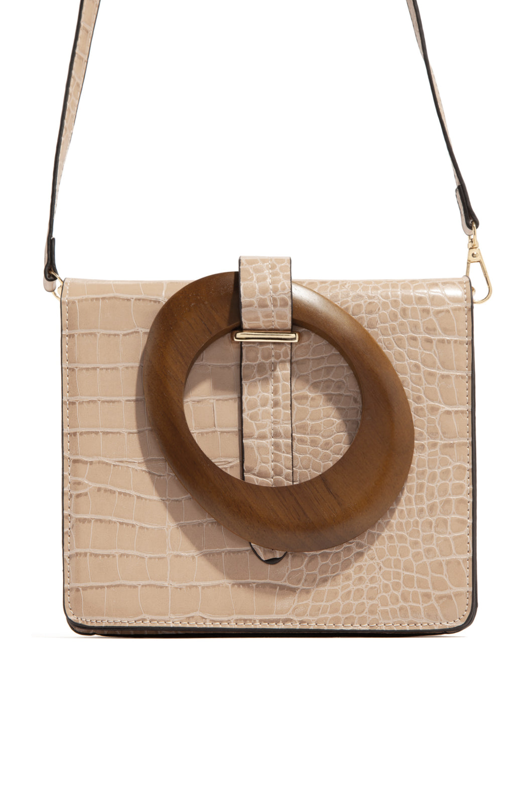 Le Weekend Bag - Nude