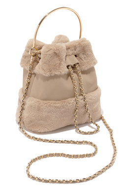 A Touch Of Luxury Bag - Nude